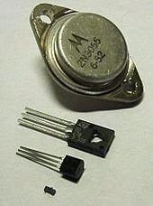 common transistors  in electronics