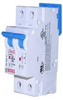 Double Pole Miniature circuit breaker (GFCI)