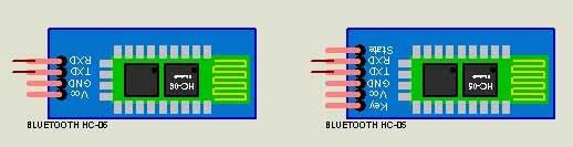 Proteus Arduino Bluetooth library