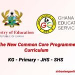 New GES JHS Syllabus (B7 to B10) | Download All Subjects