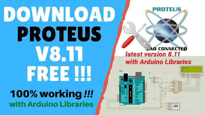 Proteus 8.11 Latest Version Download For Free
