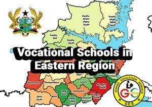Vocational Schools in Eastern Region