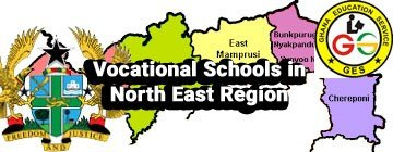 Vocational Schools in North East Region