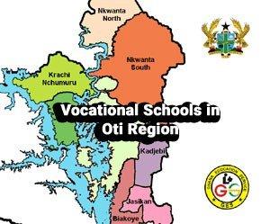 Vocational Schools in Oti Region