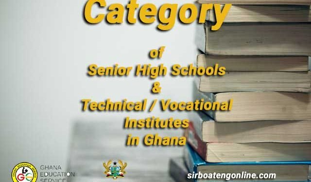 SHS category and selection register pdf
