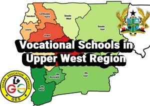 Schools in Upper West Region