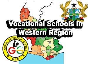 Vocational Schools in Western Region