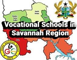 Schools in Savannah Region