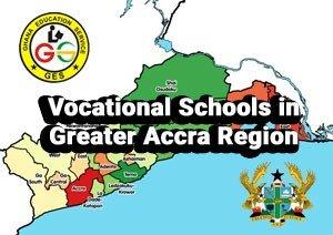 Vocational Schools in Greater Accra Region