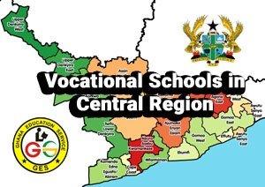 Vocational Schools in Central Region