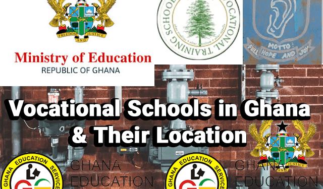 list of vocational schools in Ghana