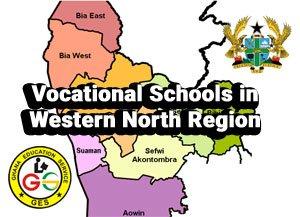Schools in Western North Region