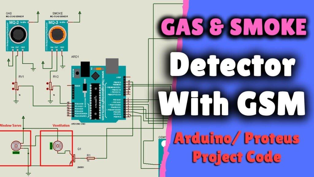 Gas and Smoke Detection