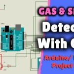 Gas and Smoke Detection With SMS Notification