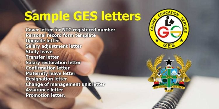 ges-sample-letters