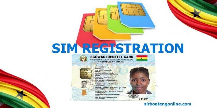 Ghana SIM Card Registration
